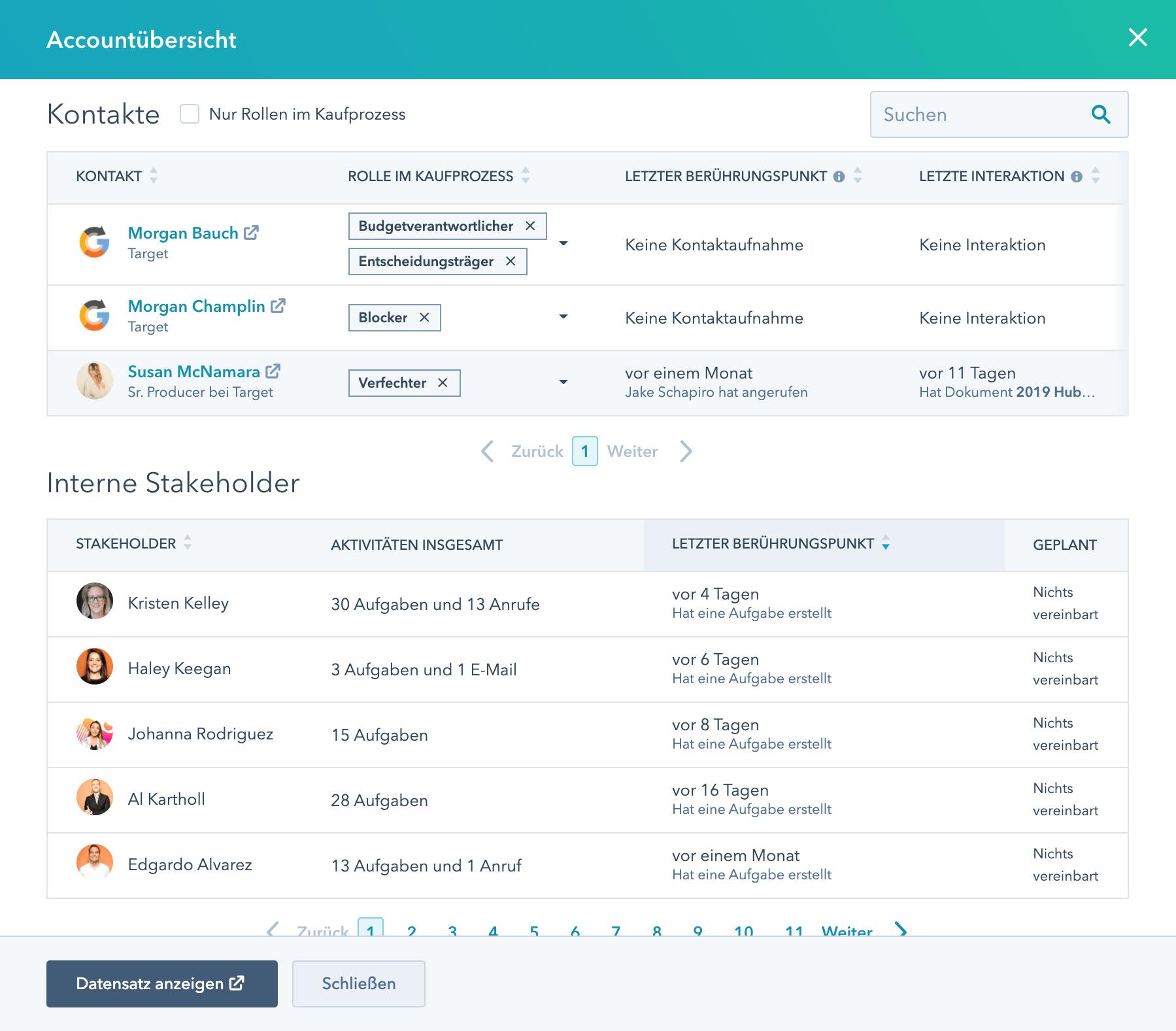 ABM-Account-Uebersicht