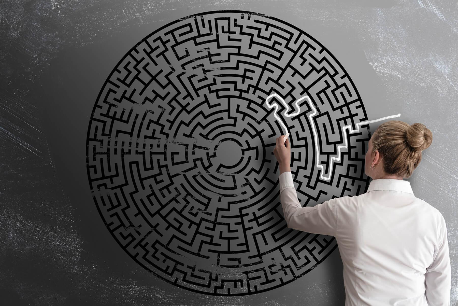 HubSpot-Erfahrungen - im Labyrinth zurechtfinden