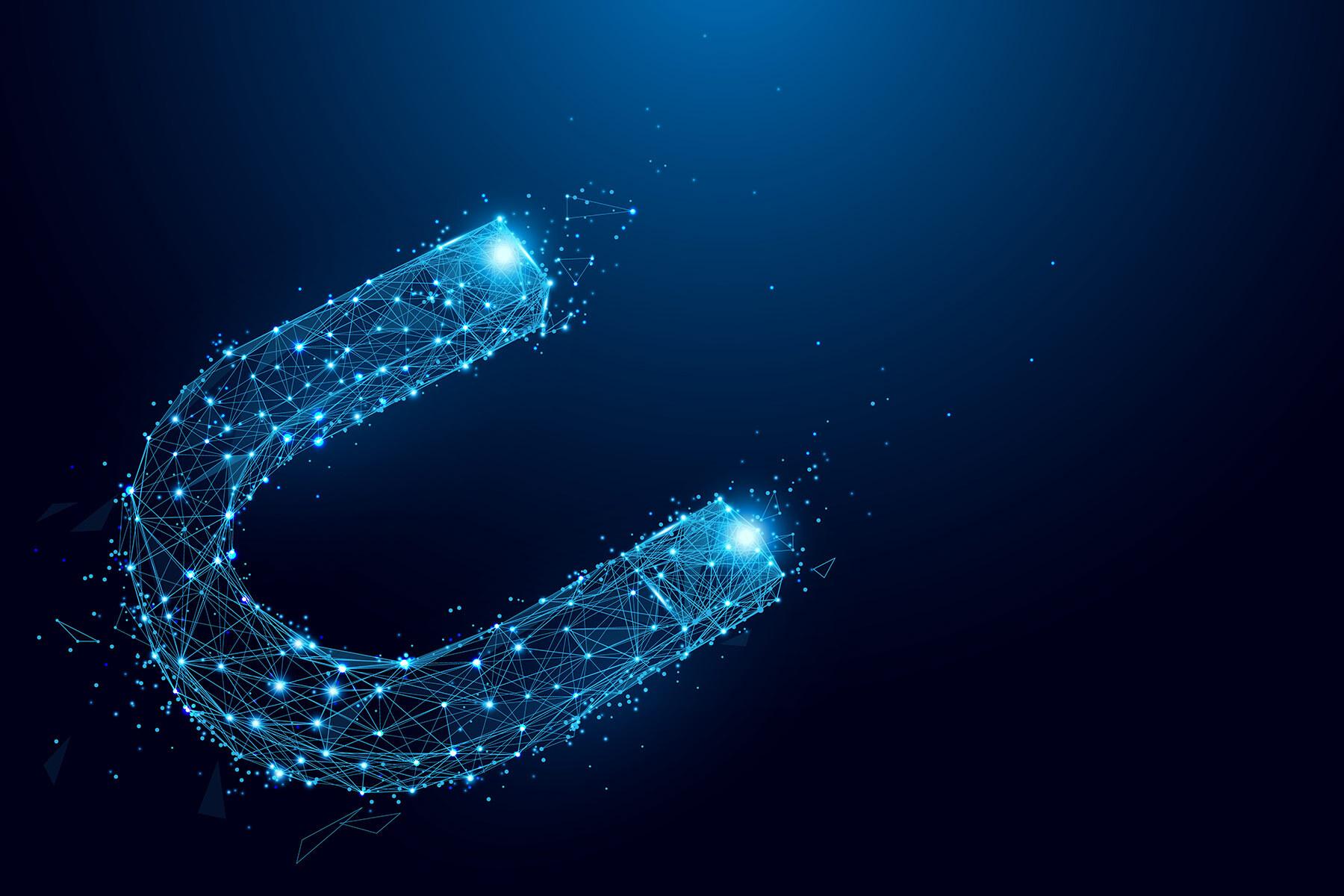 Inbound-Marketing: Ein digitaler Magnet